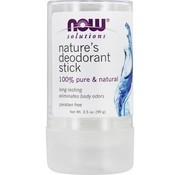 NOW Now Nature's Deodorant stick
