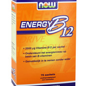 NOW Now Energy B12 75 sachets