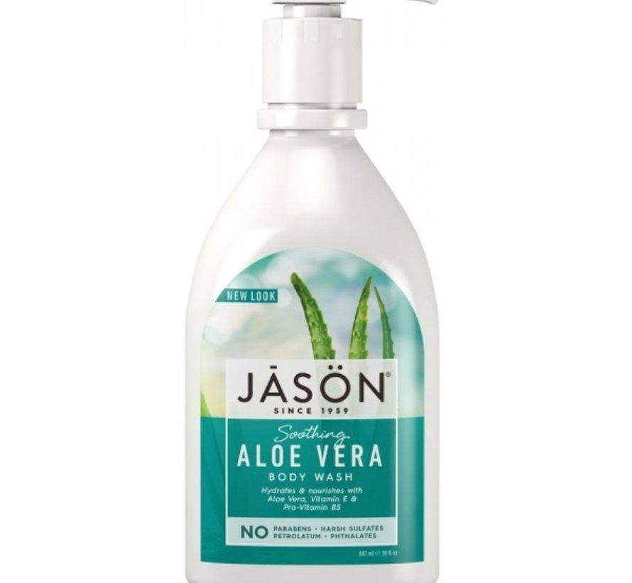 JASÖN  SOOTHING ALOE VERA BODY WASH
