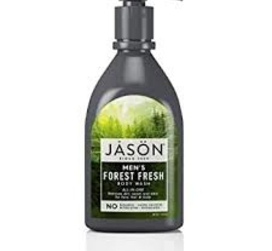 JASÖN  MEN'S FOREST FRESH BODY WASH