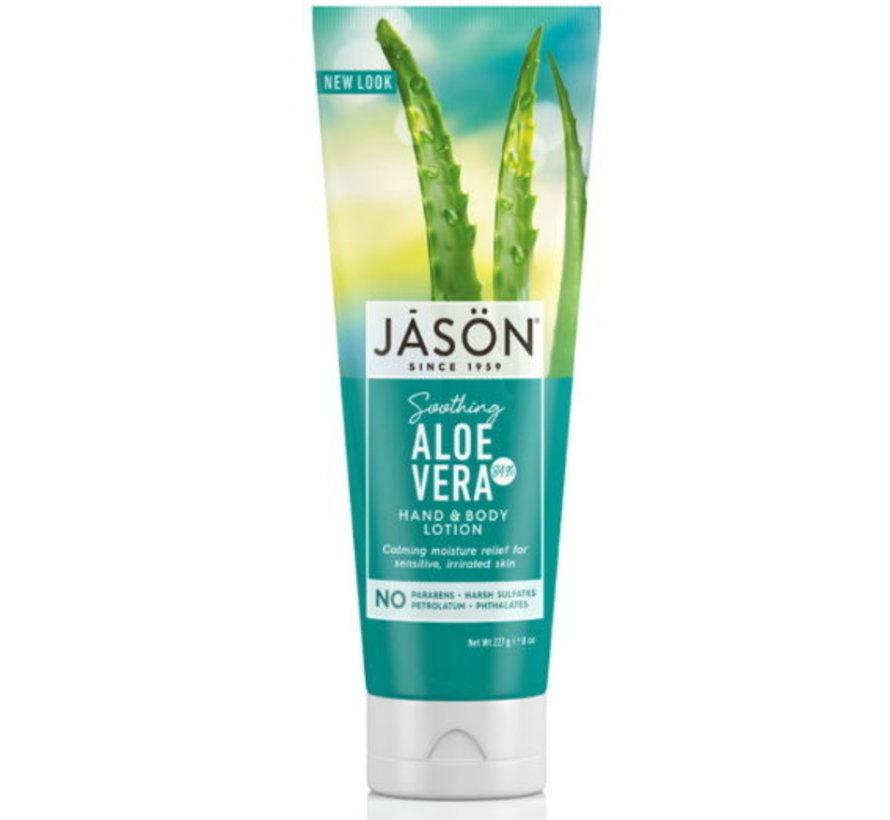 Jasön Aloe Vera Hand & Body lotion