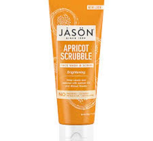 JASÖN Jasön Apricot scrubble face wash & scrub