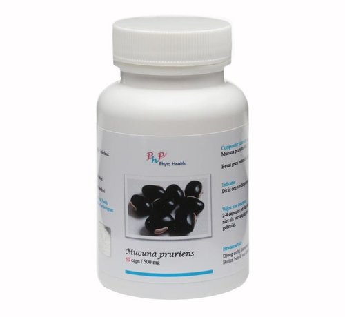 Phyto Heatlh Phyto Health Mucuna pruriens 60 capsules
