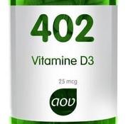 AOV AOV Vitamine D3 60 vegacaps