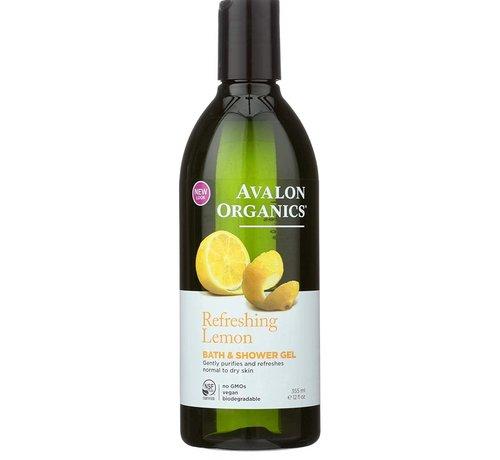 Avalon Avalon Refreshing Lemon Bath & Shower gel