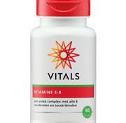 Vitals Vitals vitamine E-8 60 softgels