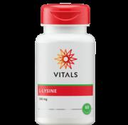 Vitals Vitals L-Lysine 60 capsules
