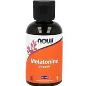 NOW Now Melatonine druppels 60 ml