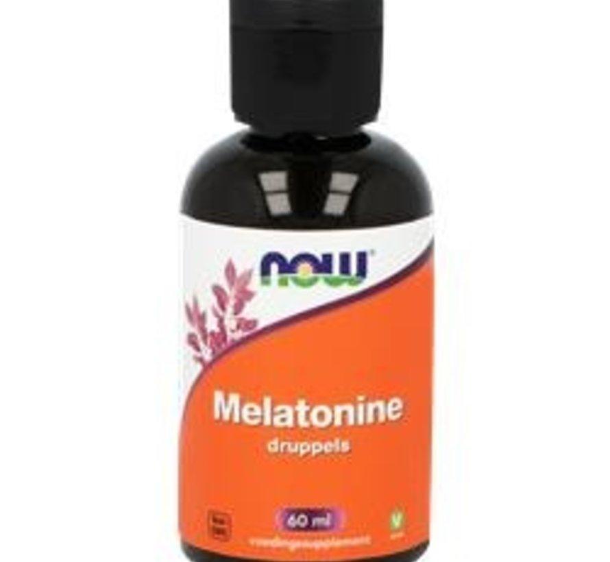 Now Melatonine druppels 60 ml