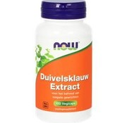 NOW Now Duivelsklauw extract 100 vegicaps