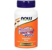 NOW Now Berry Dophilus Kids 60 kauwtabletten