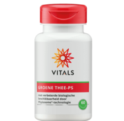 Vitals Vitals Groene Thee-PS 60 capsules