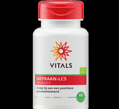 Vitals Vitals Saffraan-LCS Biologisch 60 capsules