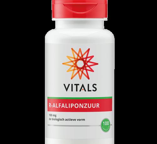 Vitals Vitals R-Alfaliponzuur 100 capsules