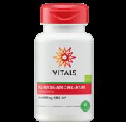 Vitals VITALS ASHWAGANDHA-KSM 60 CAPSULES