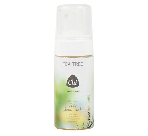 Chi Chi tea tree face wash foam 115 ml