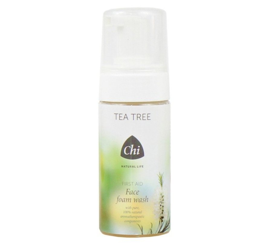 Chi tea tree face wash foam 115 ml