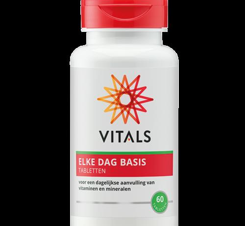 Vitals Vitals elke dag basis 60 tabletten