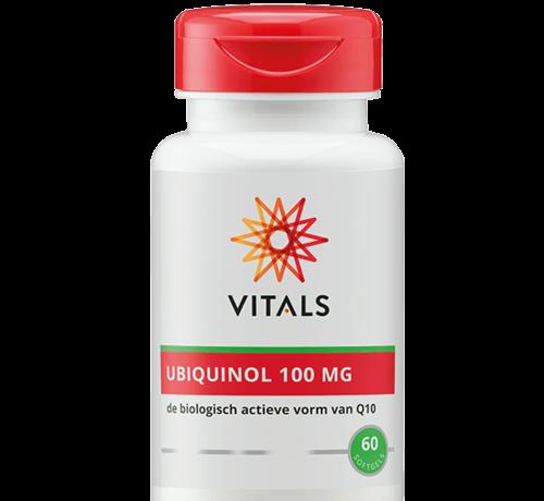 Vitals Vitals Ubiquinol 100 mg 60 softgels