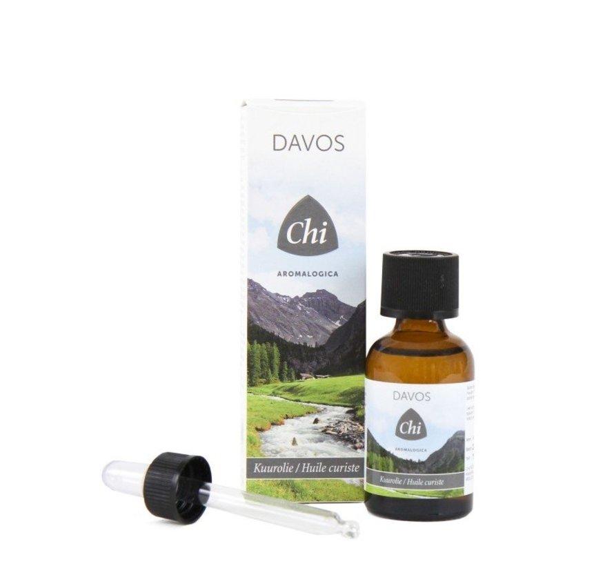 Chi Davos Kuurolie - luchtzuivering 10 ml