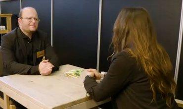RTL4 interviewt Stefán Gyarmathy van Inner Vitamins