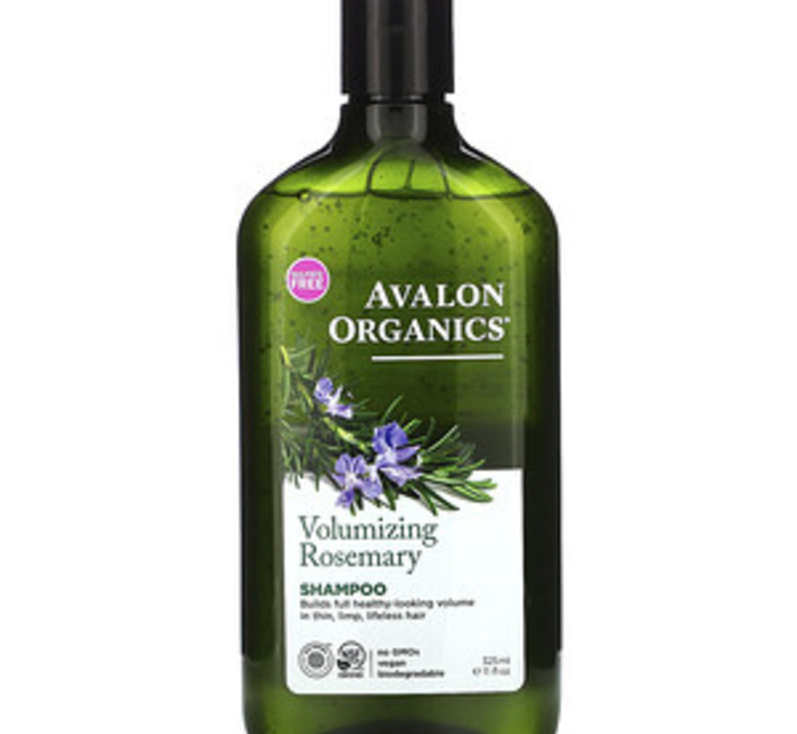 Avalon Volumizing Rosemary shampoo