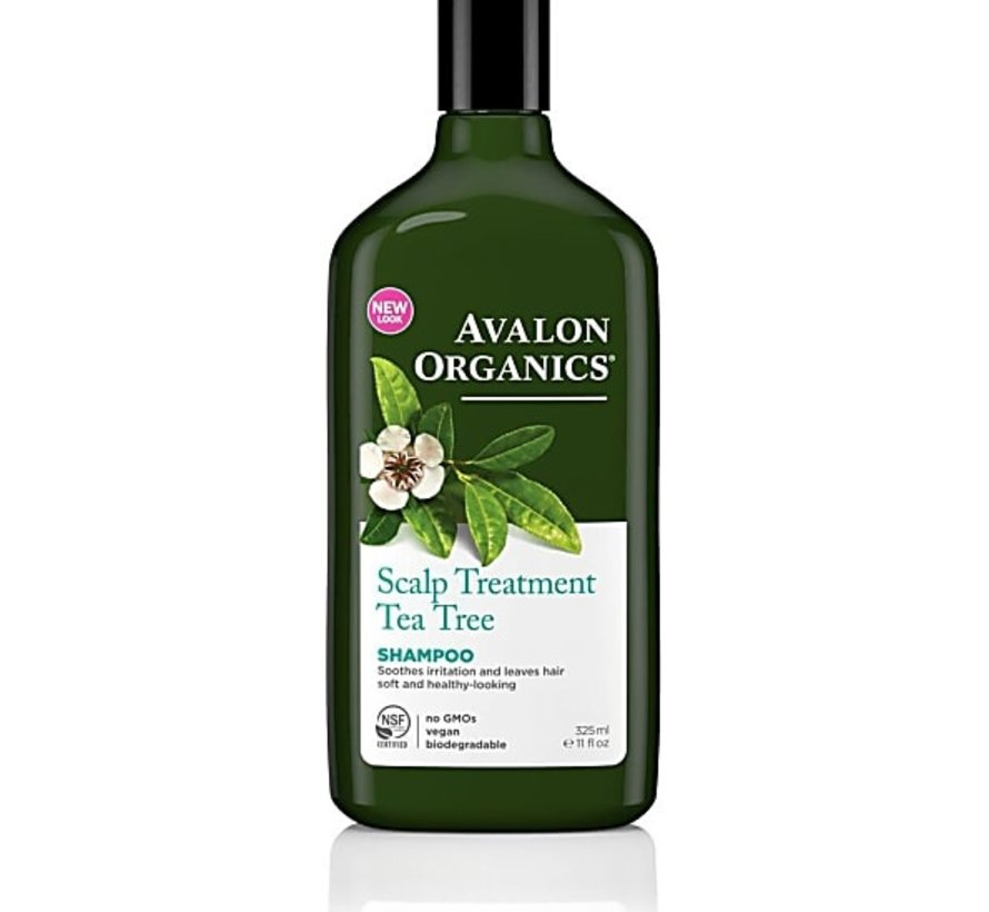 Avalon Scalp Treatment Tea Tree shampoo
