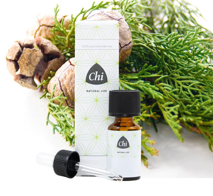 Chi Cipres etherische olie, Wild 10 ml