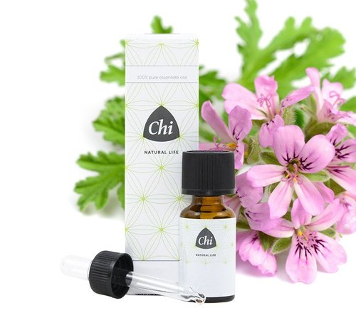 Chi Chi Geranium etherische olie, Cultivar 10 ml