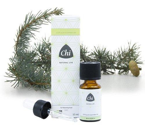 Chi Chi Ceder Atlas etherische olie, biologisch 10 ml