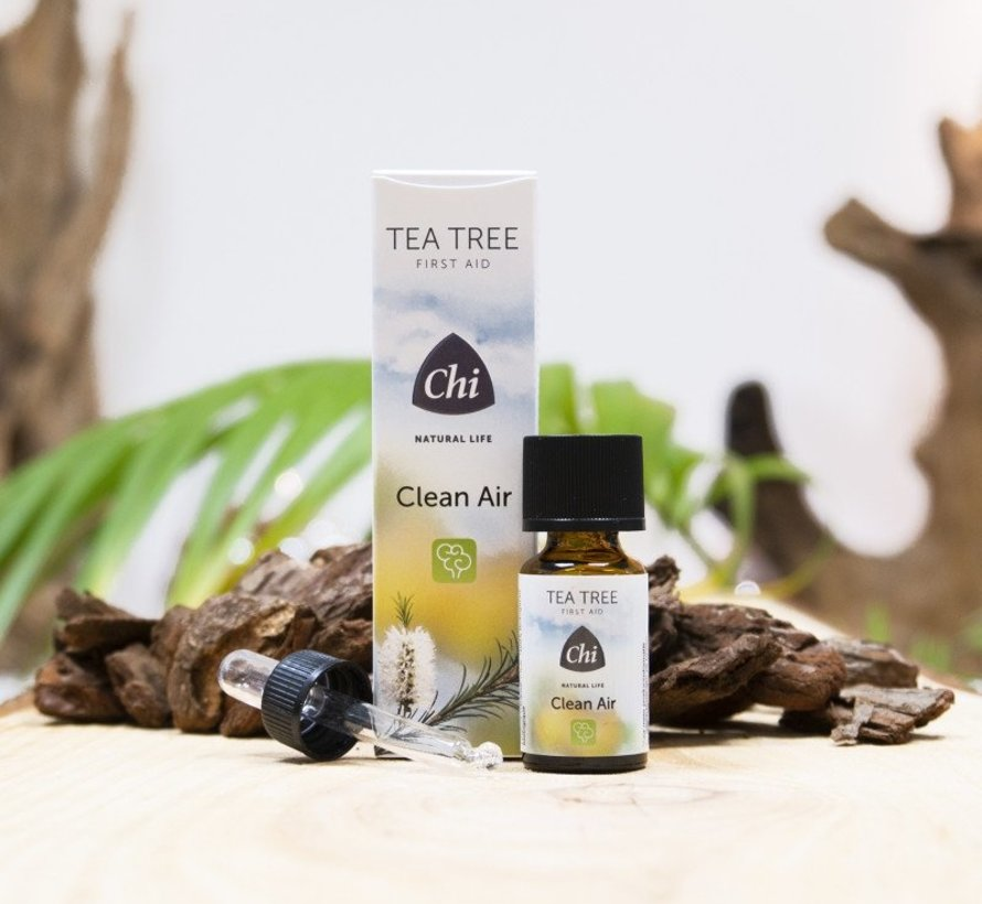 Chi Tea Tree Clean Air mix olie 10 ml
