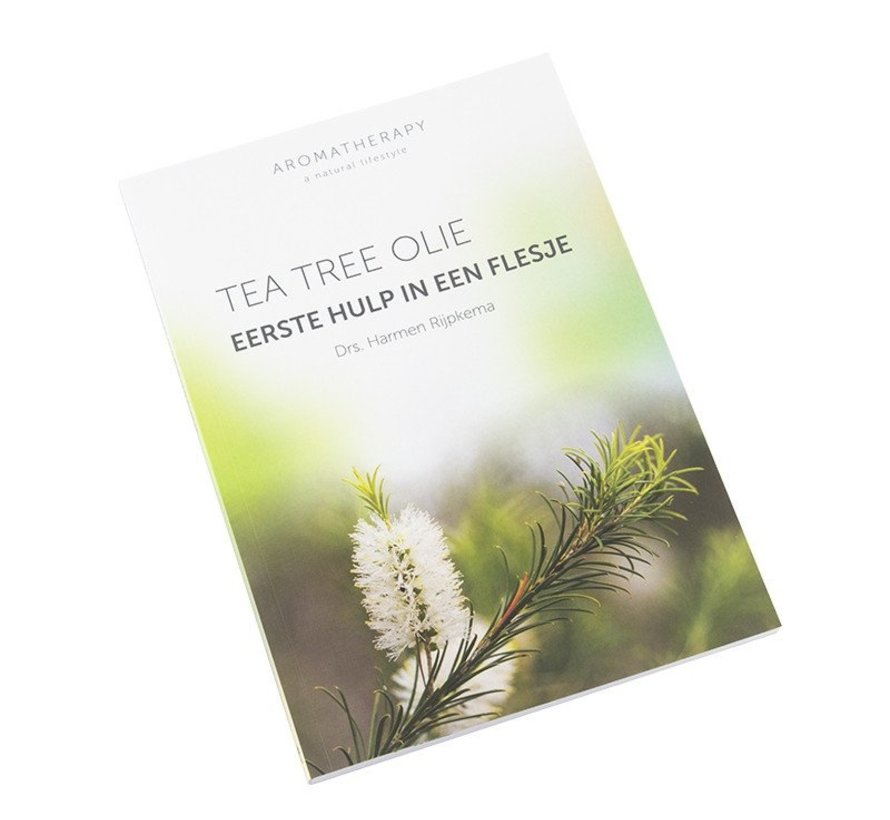 Chi Tea Tree Gids - Drs. Harmen Rijpkema