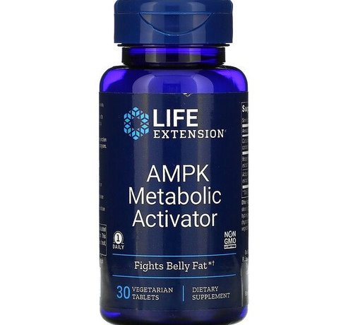 Life Extension Life Extension AMPK Metabolic Activator 30 tabl.