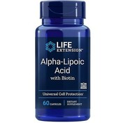 Life Extension Life Extension Alpha-Lipoic with Biotin 60 caps
