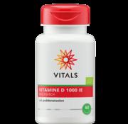 Vitals Vitals Vitamine D 1000 IE 60 capsules