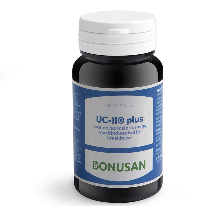 Bonusan UC-II® plus 60 capsules