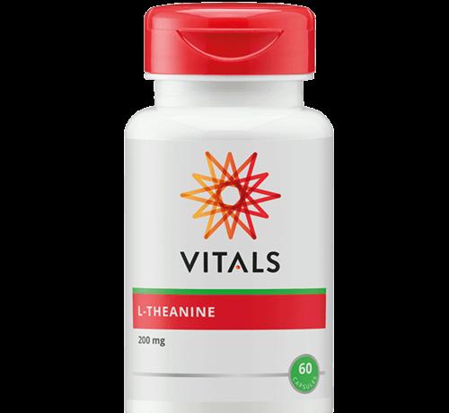 Vitals Vitals L-Theanine 60 capsules
