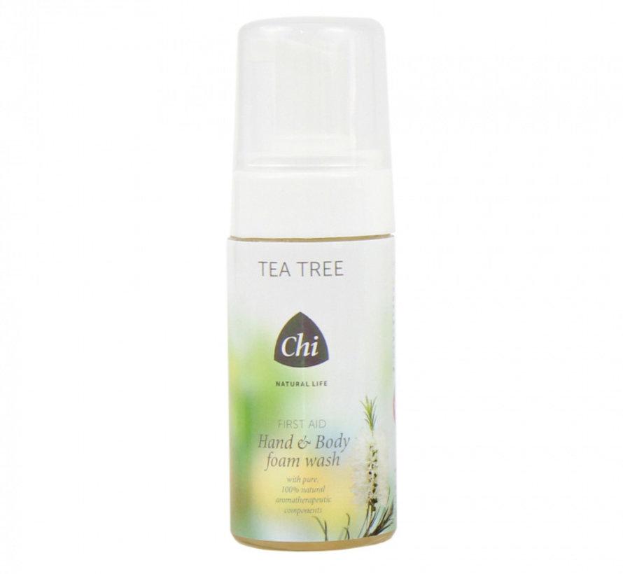 Chi Tea Tree Hand & Body Foam Wash 115 ml