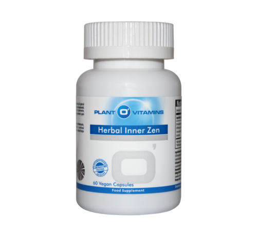 Plant O'Vitamins Herbal Inner Zen Plantovitamins 60 capsules