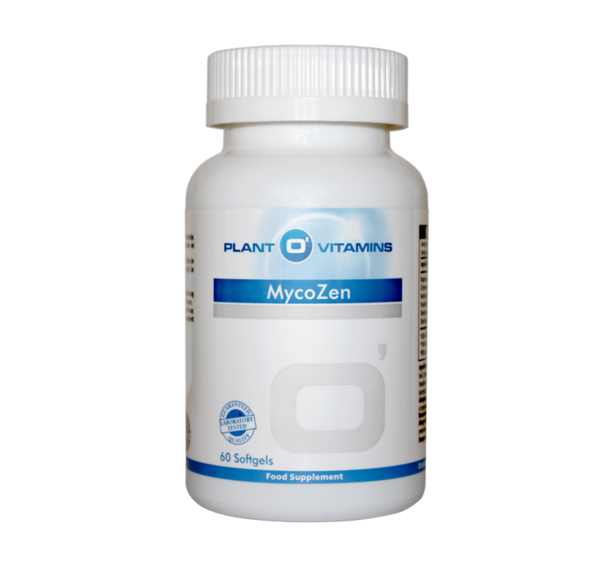 MycoZen Plantovitamins 60 softgels