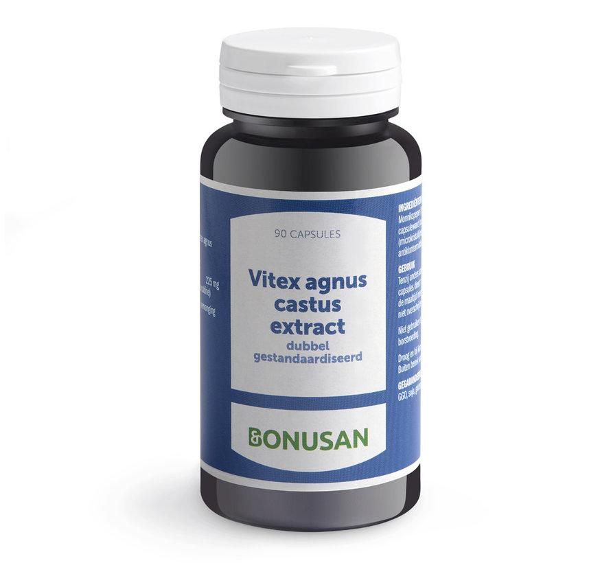 Bonusan Vitex agnus castus extract 90 capsules