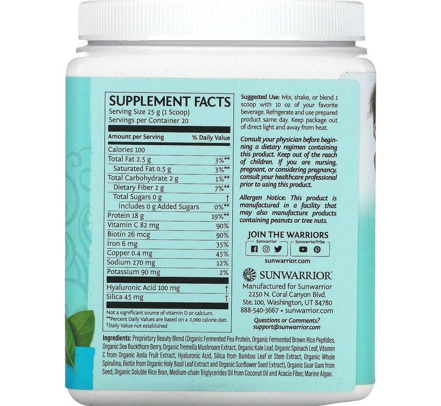 Sunwarrior Collagen Building Protein Peptides, Naturel/Unflavoured 500 gram