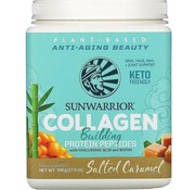 Sunwarrior Sunwarrior Collagen Building Protein Peptides, Salted Caramel 500 gram