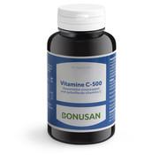 Bonusan Bonusan Vitamine C-500 60 kauwtabletten