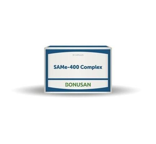 Bonusan Bonusan SAMe-400 Complex 30 capsules