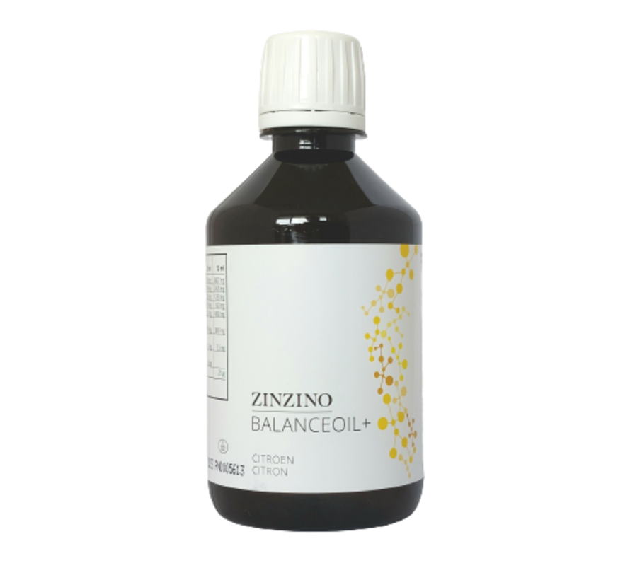 Zinzino  BalanceOil+ Citroen 300 ml