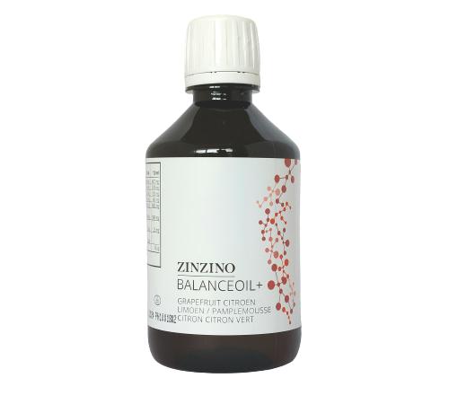 Zinzino Zinzino BalanceOil+ Grapefruit Citroen Limoen 300 ml