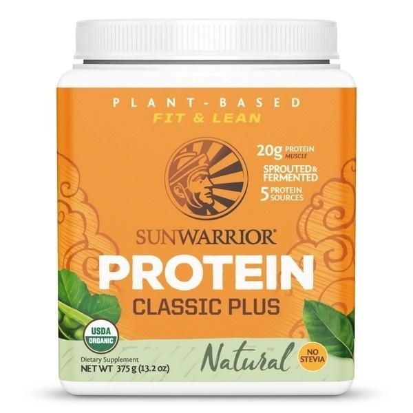 sunwarrior proteine eiwit poeder