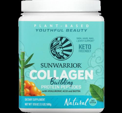 Sunwarrior Sunwarrior Collagen Building Protein Peptides, Naturel/Unflavoured 500 gram