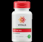 Vitals Vitals Q10 100 mg 60 softgels